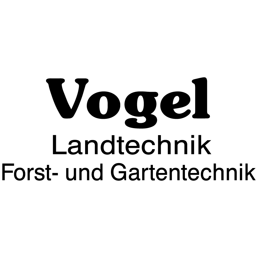 Vogel, Ernst Landtechnik