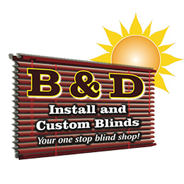 B & D Install & Custom Blinds