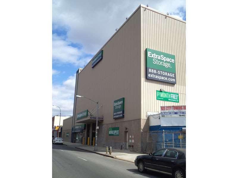 Extra Space Storage Brooklyn New York Ny