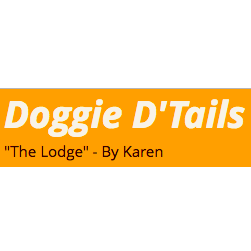 """Doggie D'Tails II """"The Lodge"""" by Karen"""