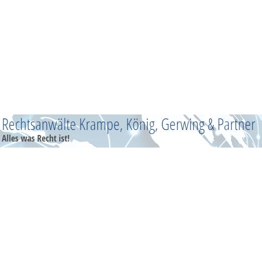 Bild zu Rechtsanwaltskanzlei Krampe, König, Gerwing & Partner in Ahaus