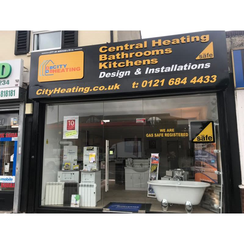 Boiler Replacement Fast & Reliable CITY HEATING PLUMBING - Solihull, West Midlands B90 3LG - 07949 732464 | ShowMeLocal.com