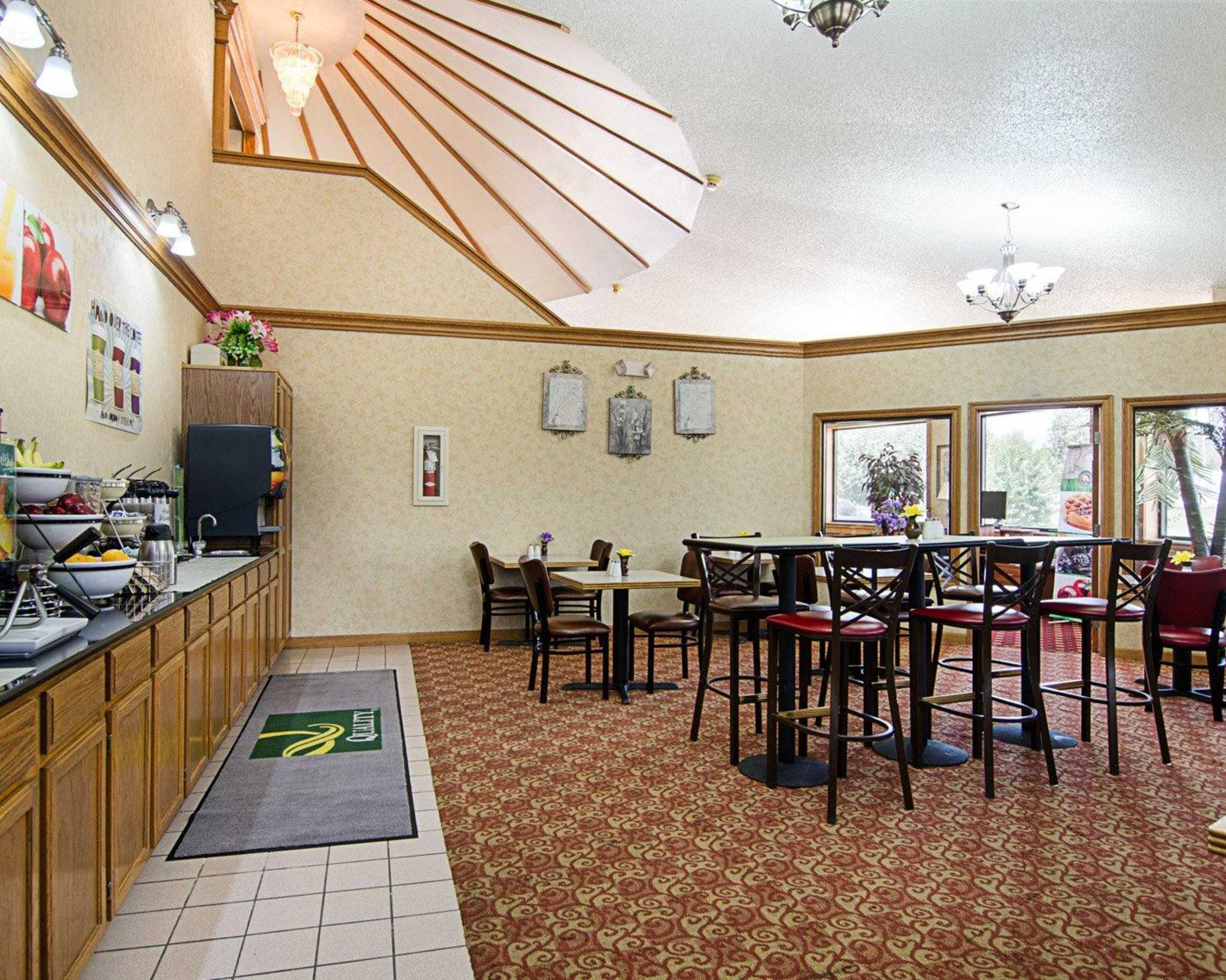 Quality Inn Van Buren  Van Buren Arkansas  Ar