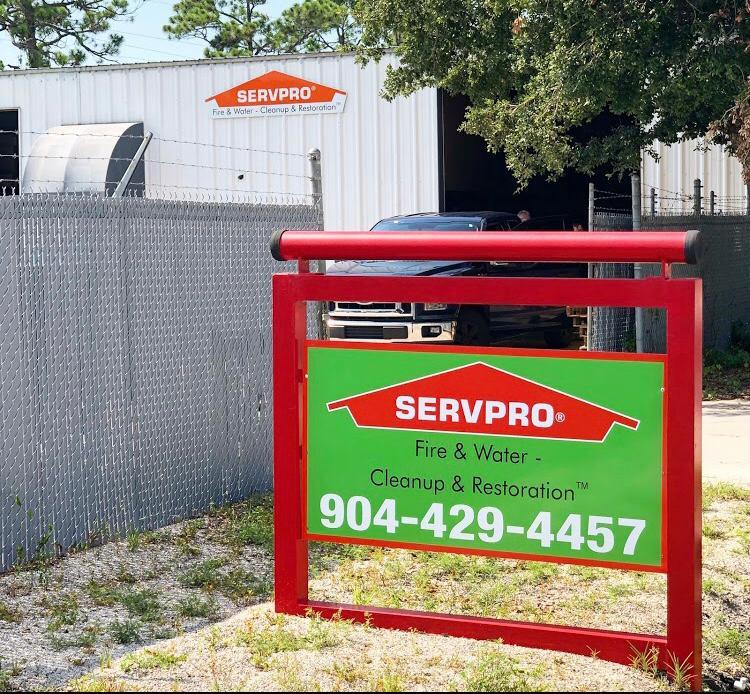 SERVPRO of Greater St. Augustine/St. Augustine Beach
