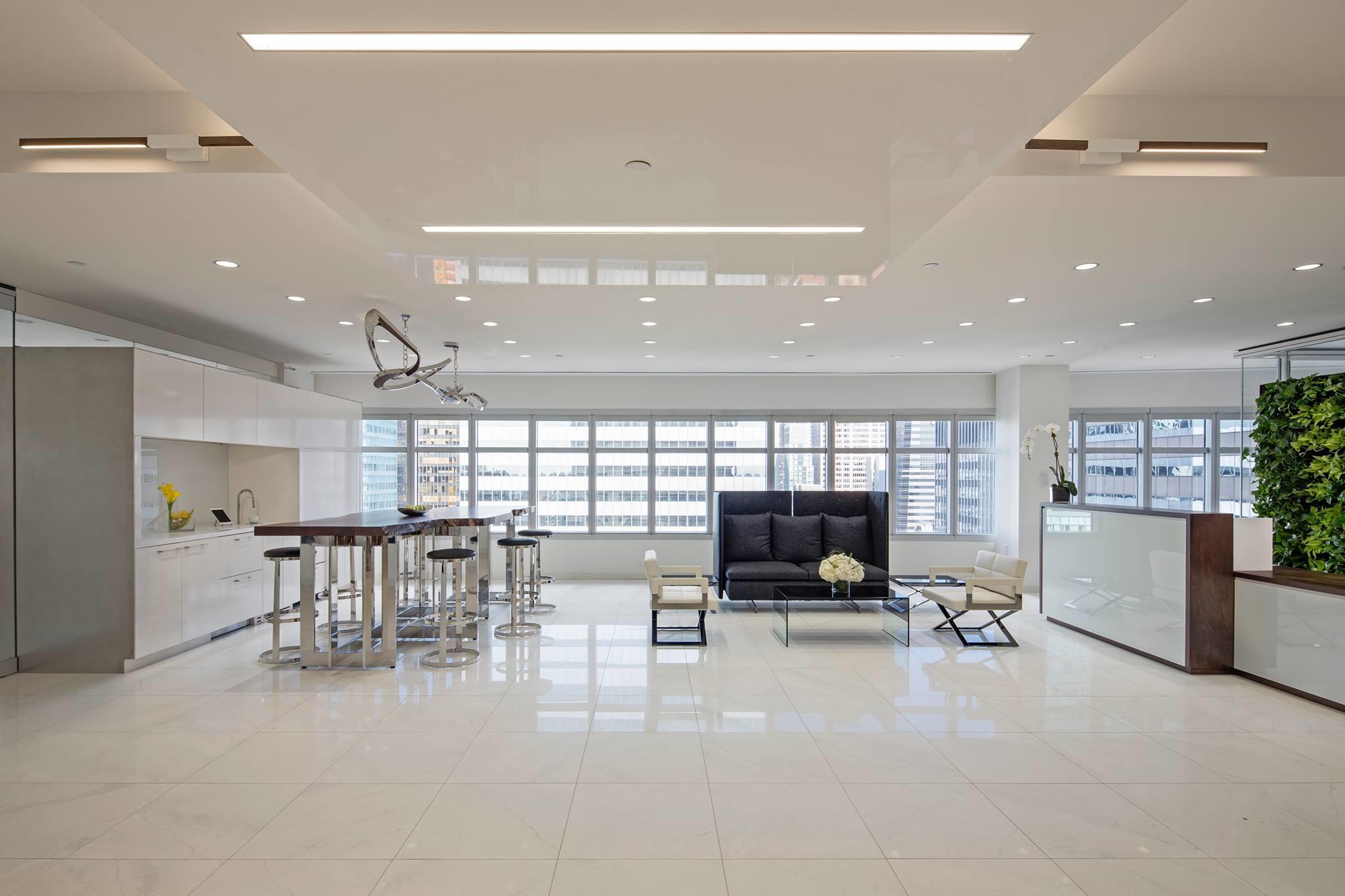 Meadows Office Interiors In New York Ny 10022