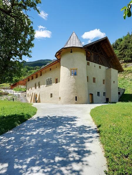 Dejaco partner architetti bressanone italia tel for Progettazione di piani abitativi residenziali