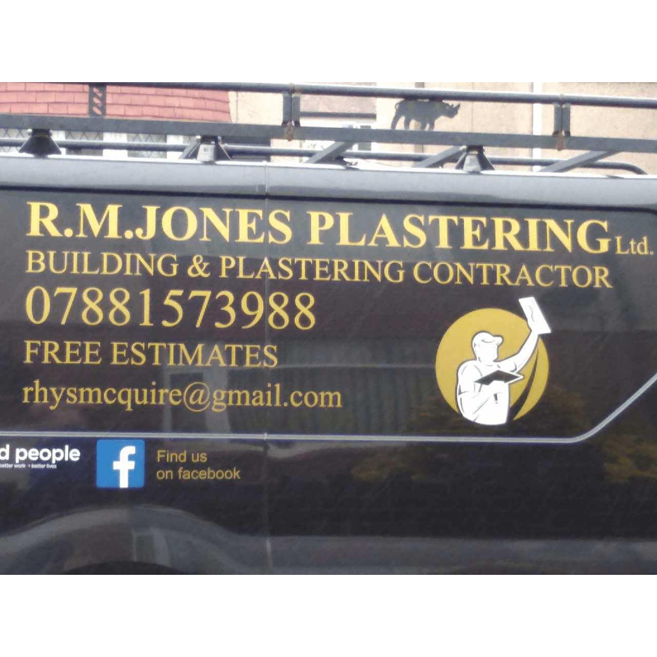 R M Jones Plastering & Building Contractor Ltd - Abergele, Gwynedd LL22 7NG - 07881 573988   ShowMeLocal.com