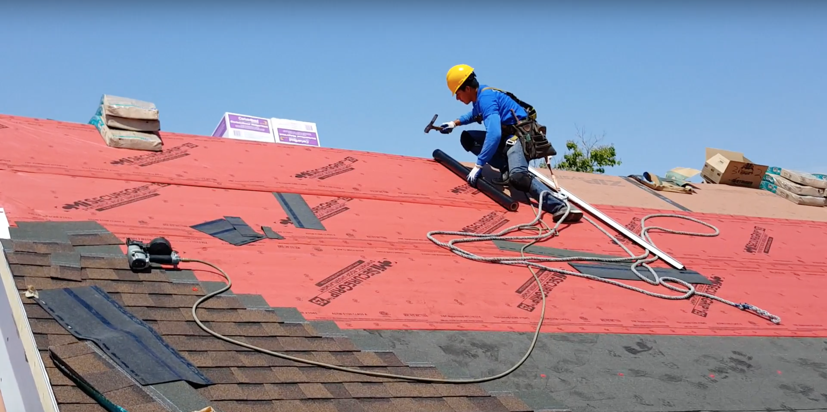 White Castle Roofing Lincoln Roca Nebraska Ne