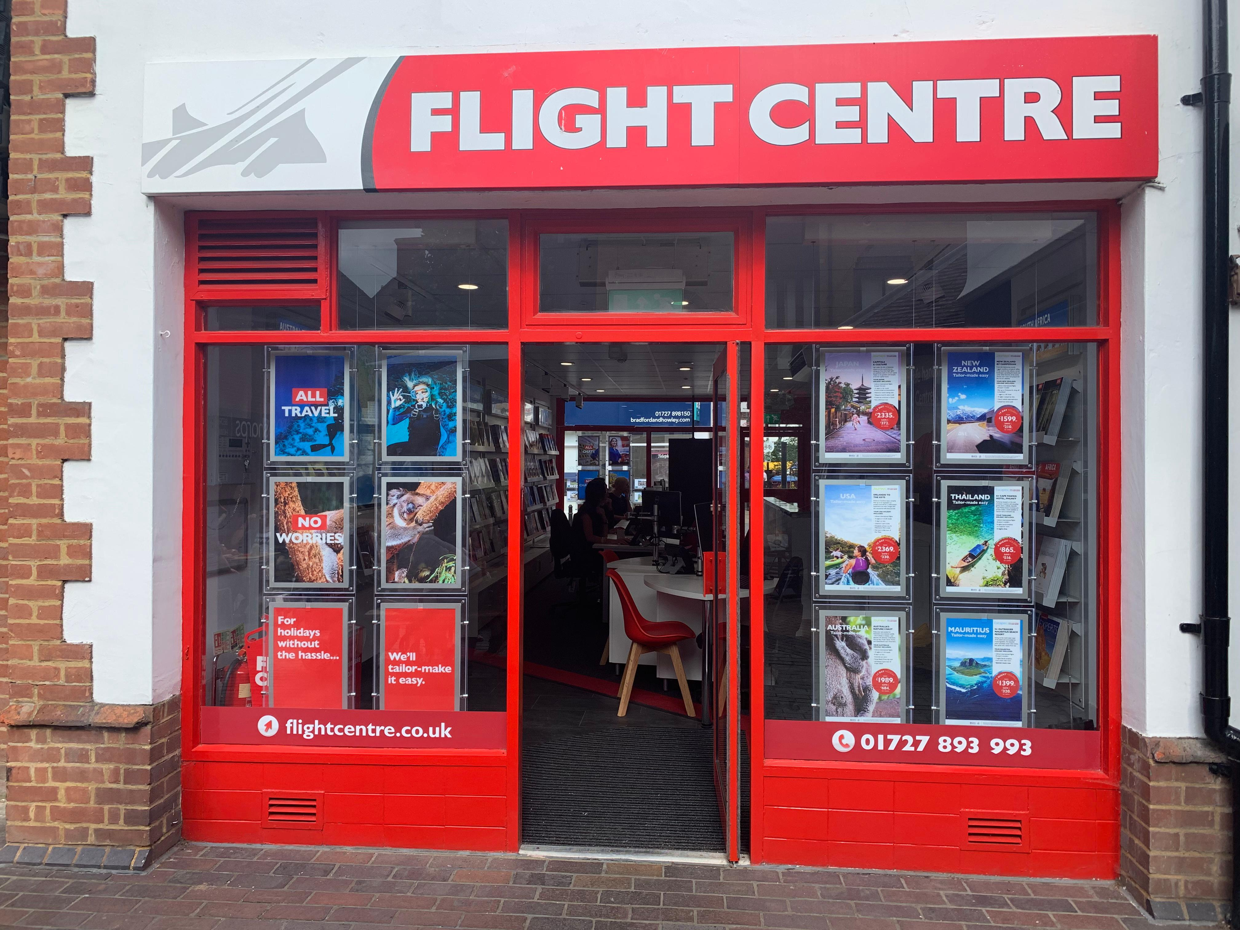 Flight Centre St Albans