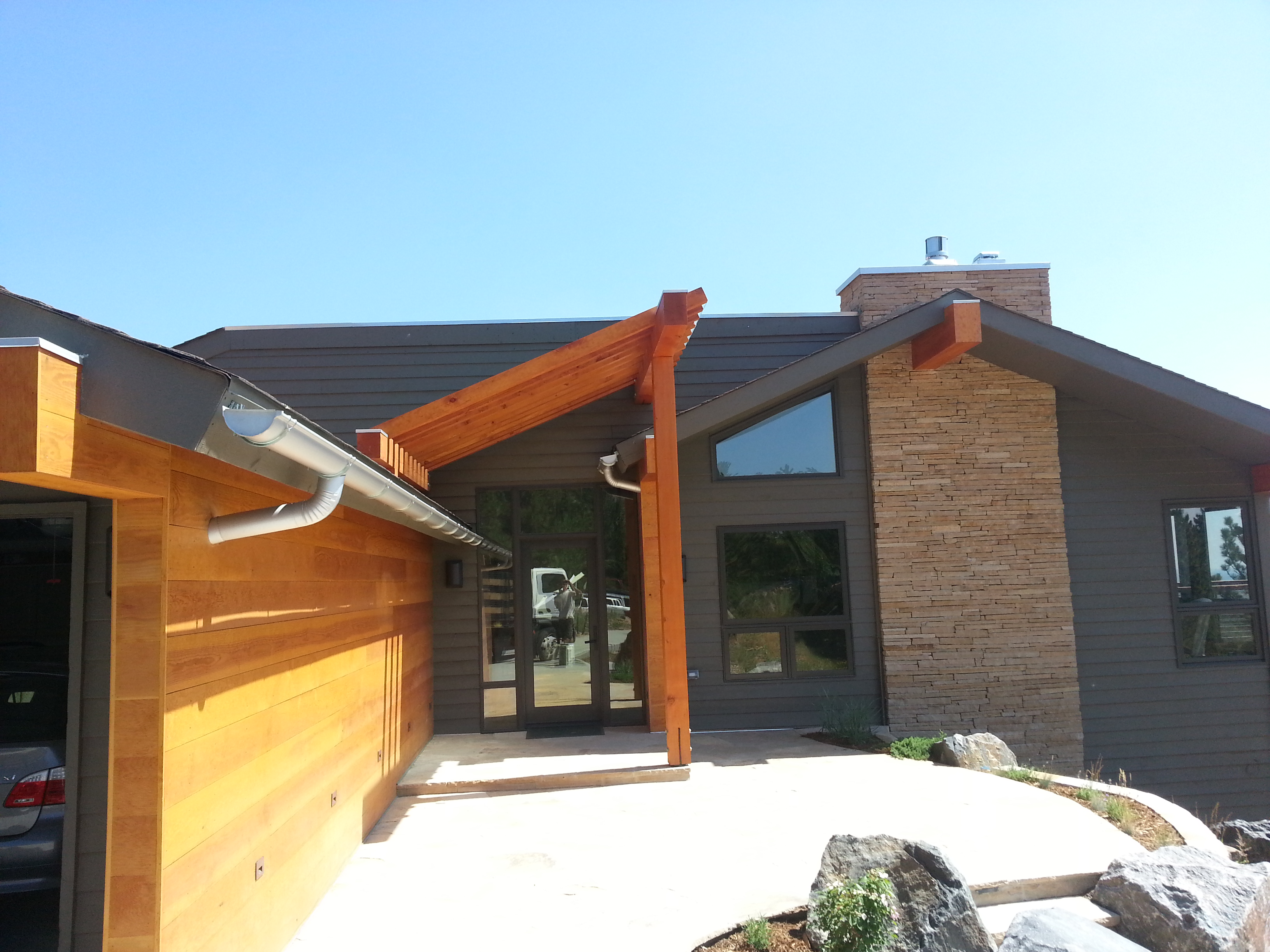 Precision Seamless Gutters In Arvada Co 80003