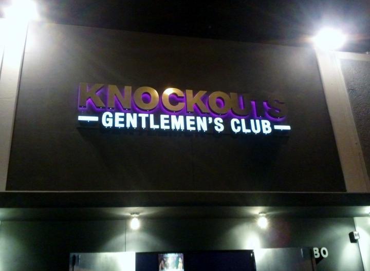 KNOCKOUTS Gentlemen's Club