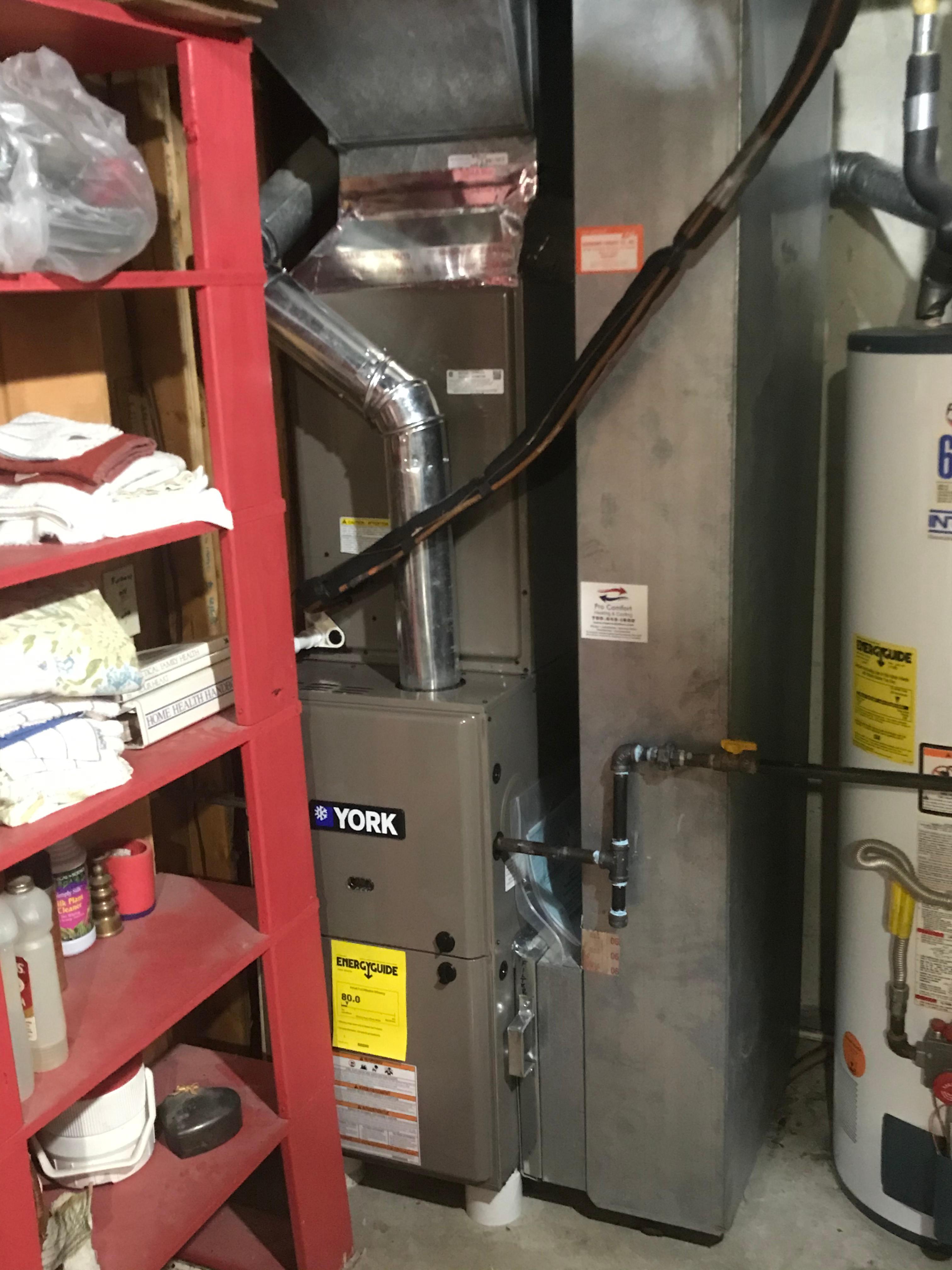 Pro Comfort Heating & Cooling LLC
