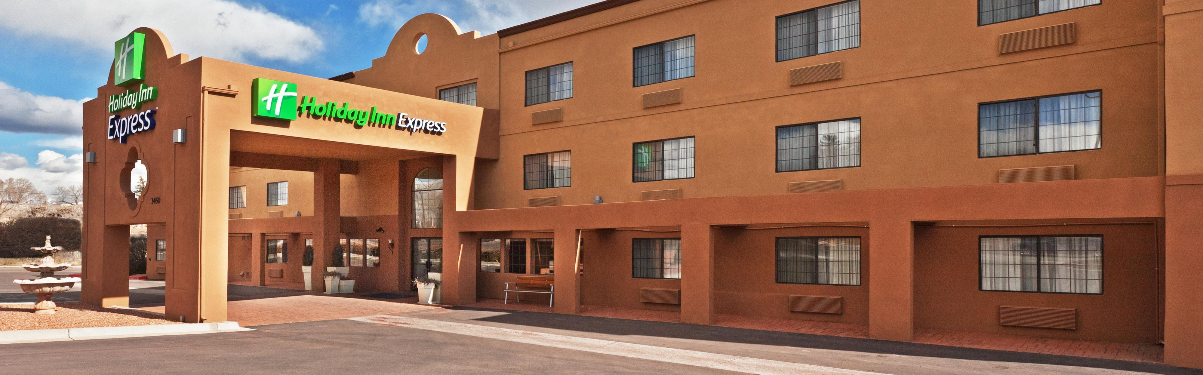 Hotels Near Ex Fe