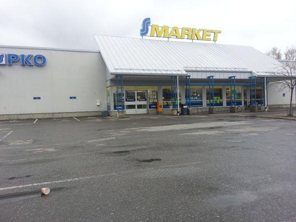 S-market Noljakka