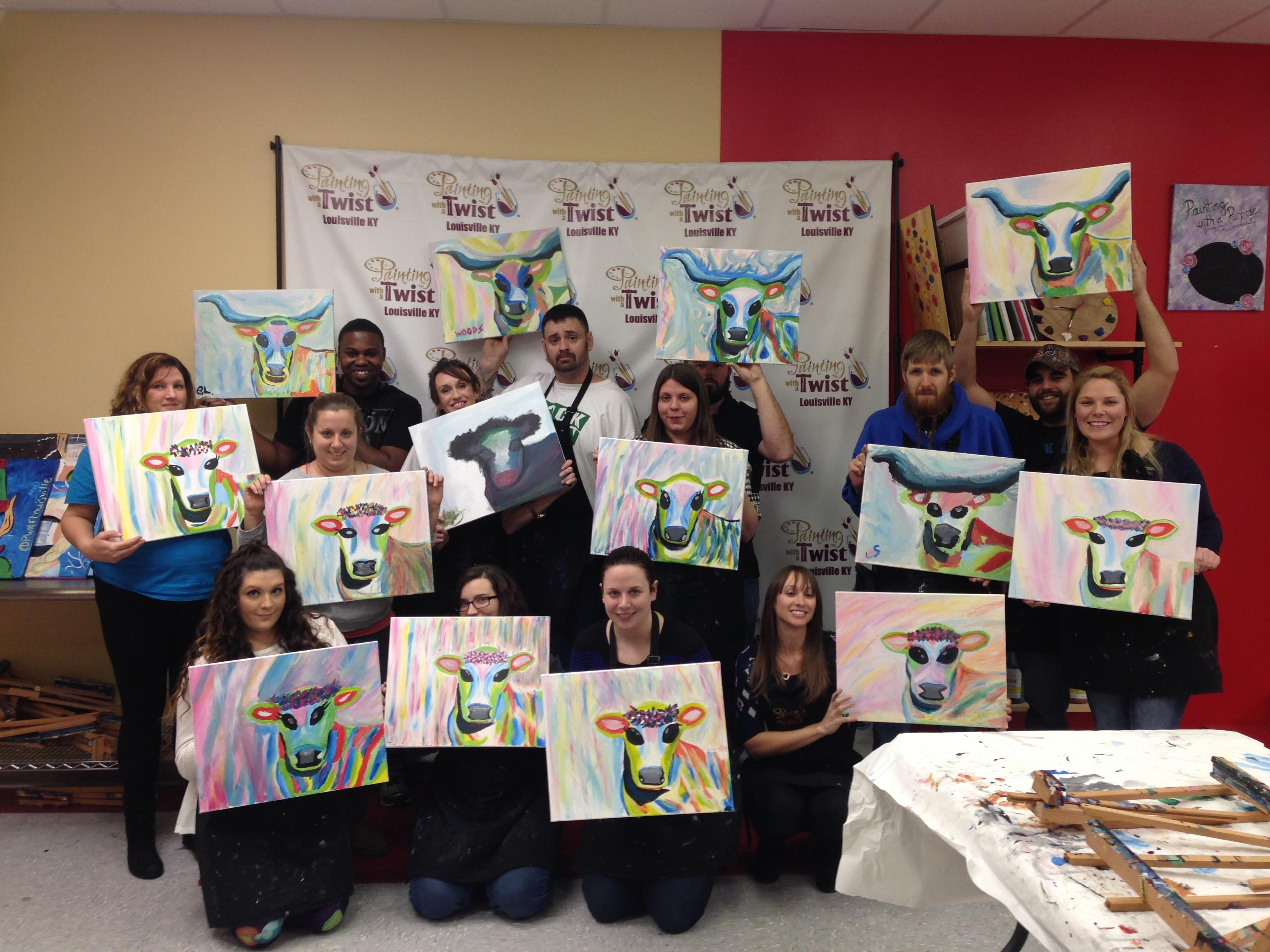 Painting with a twist coupons near me in louisville 8coupons for Painting with a twist chicago