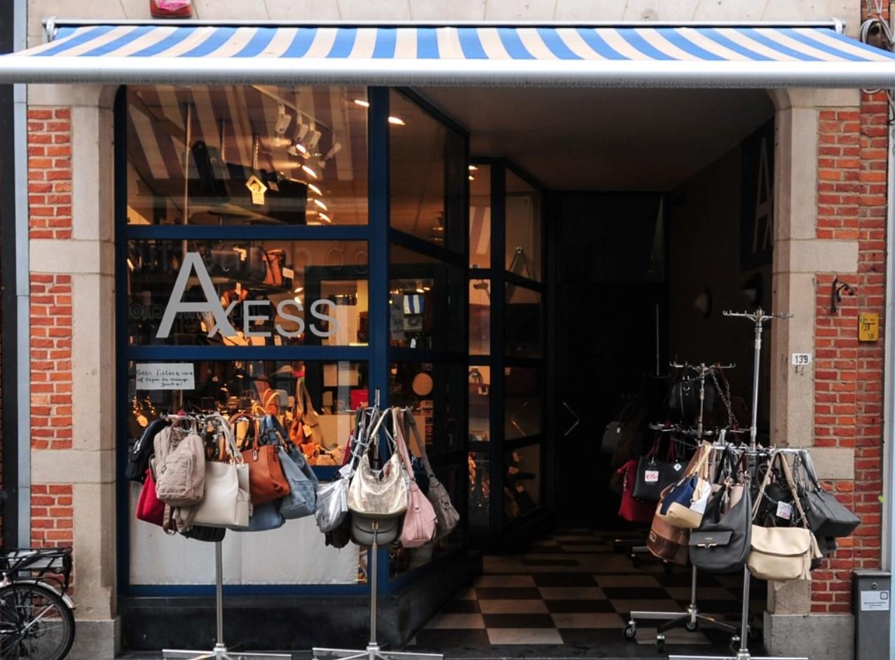 AXESS Lederwaren - Lederwaren En Reisartikelen (Kleinhandel) tot Leuven  (adres, openingsuren, recensies, TEL: 016235...) - Infobel