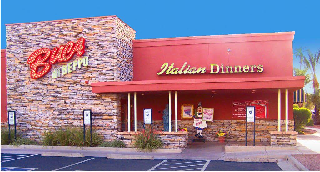 Italian Restaurant Near Planet Hollywood Las Vegas