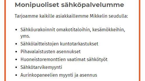AS-Sähkö-Palvelu Oy