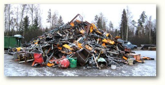 Teräskolmio Oy / Nurmijärven Röykän varasto ja SER