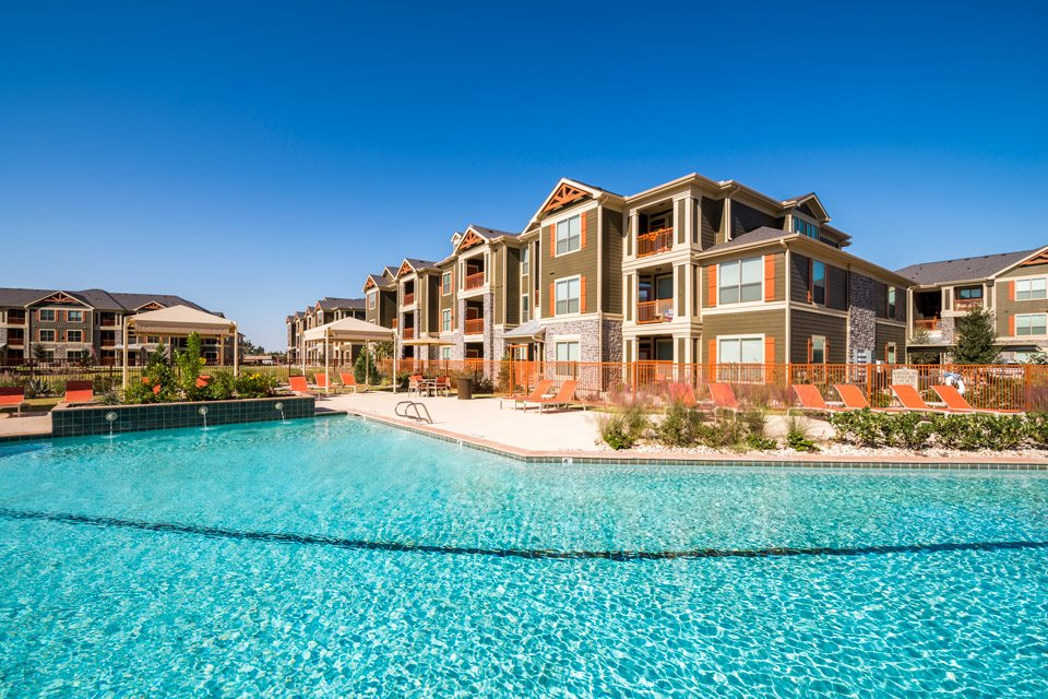 Faudree Ranch Apartments In Odessa Tx