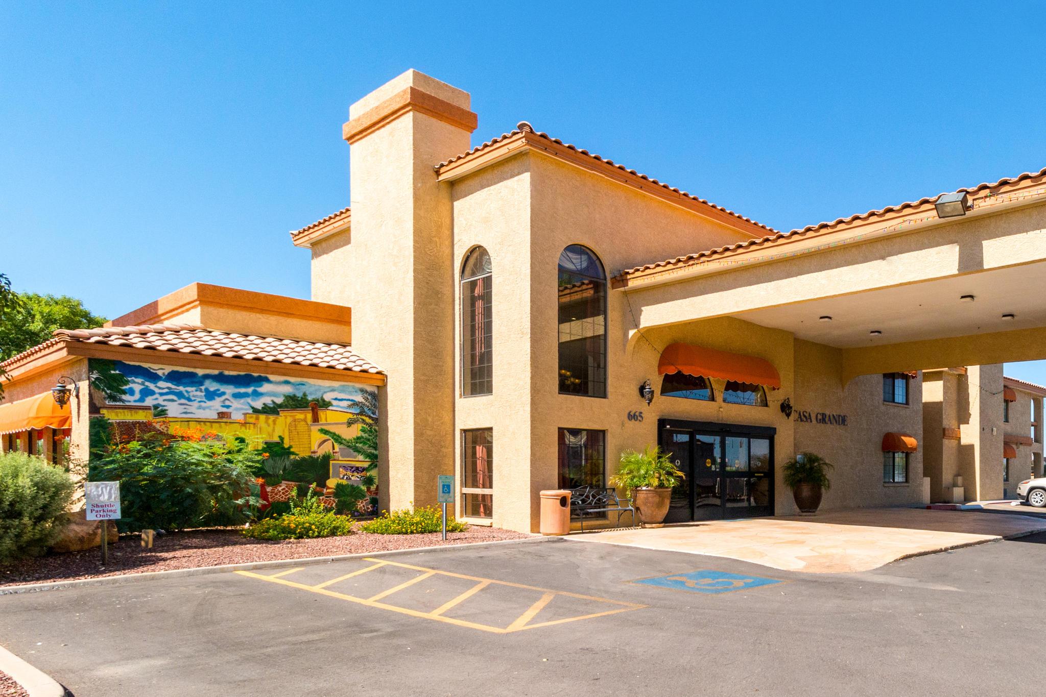 Hotels Near Casa Grande Az