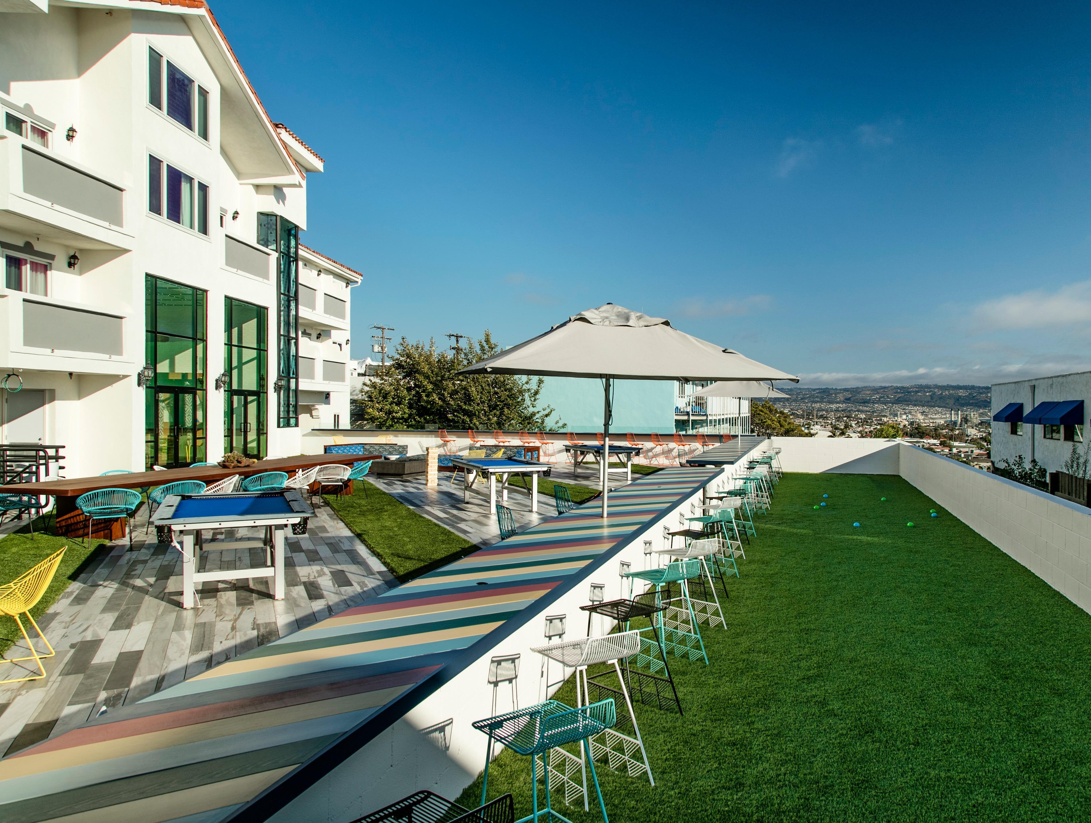 Hermosa Beach Motels Hotels