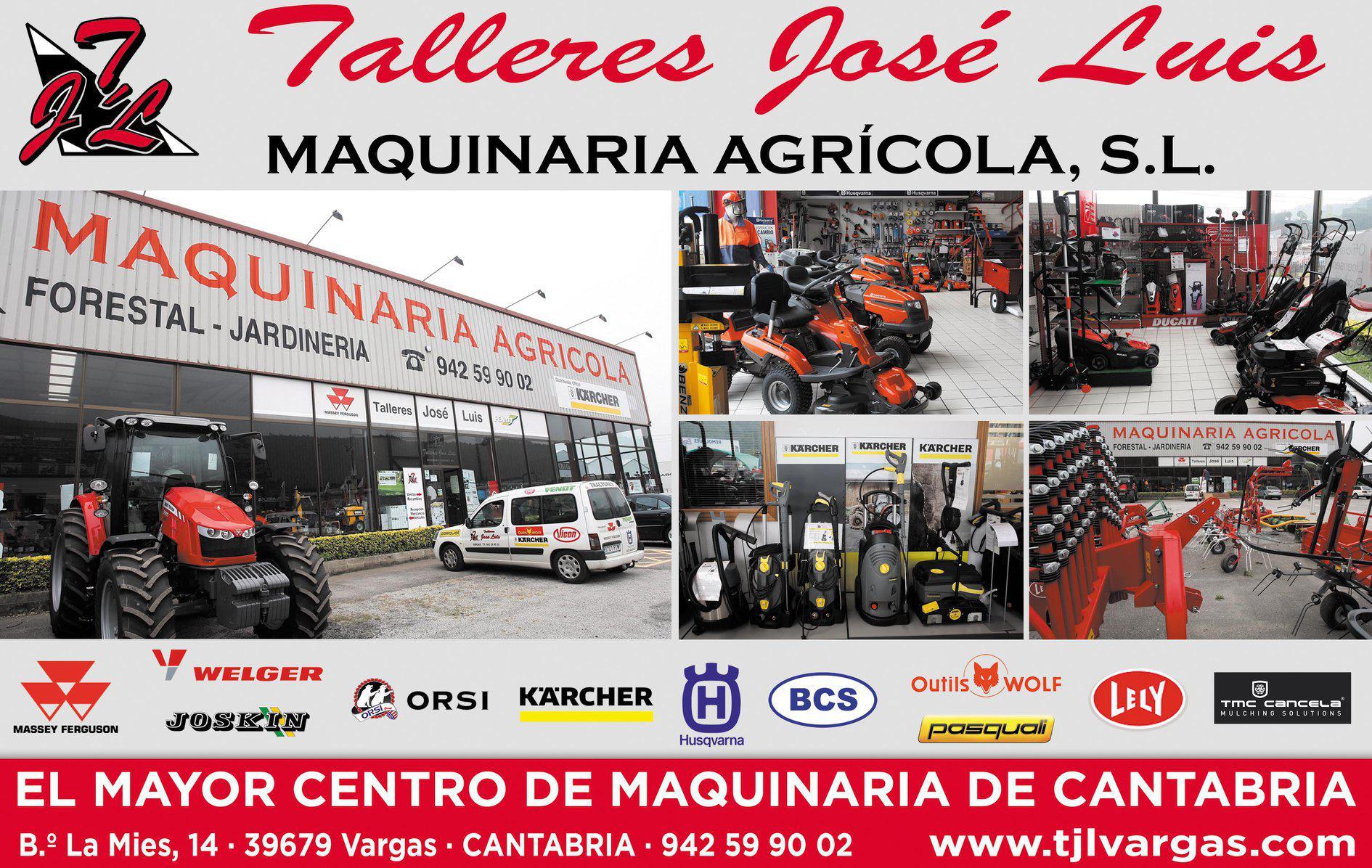 Talleres José Luis Maquinaria Agrícola