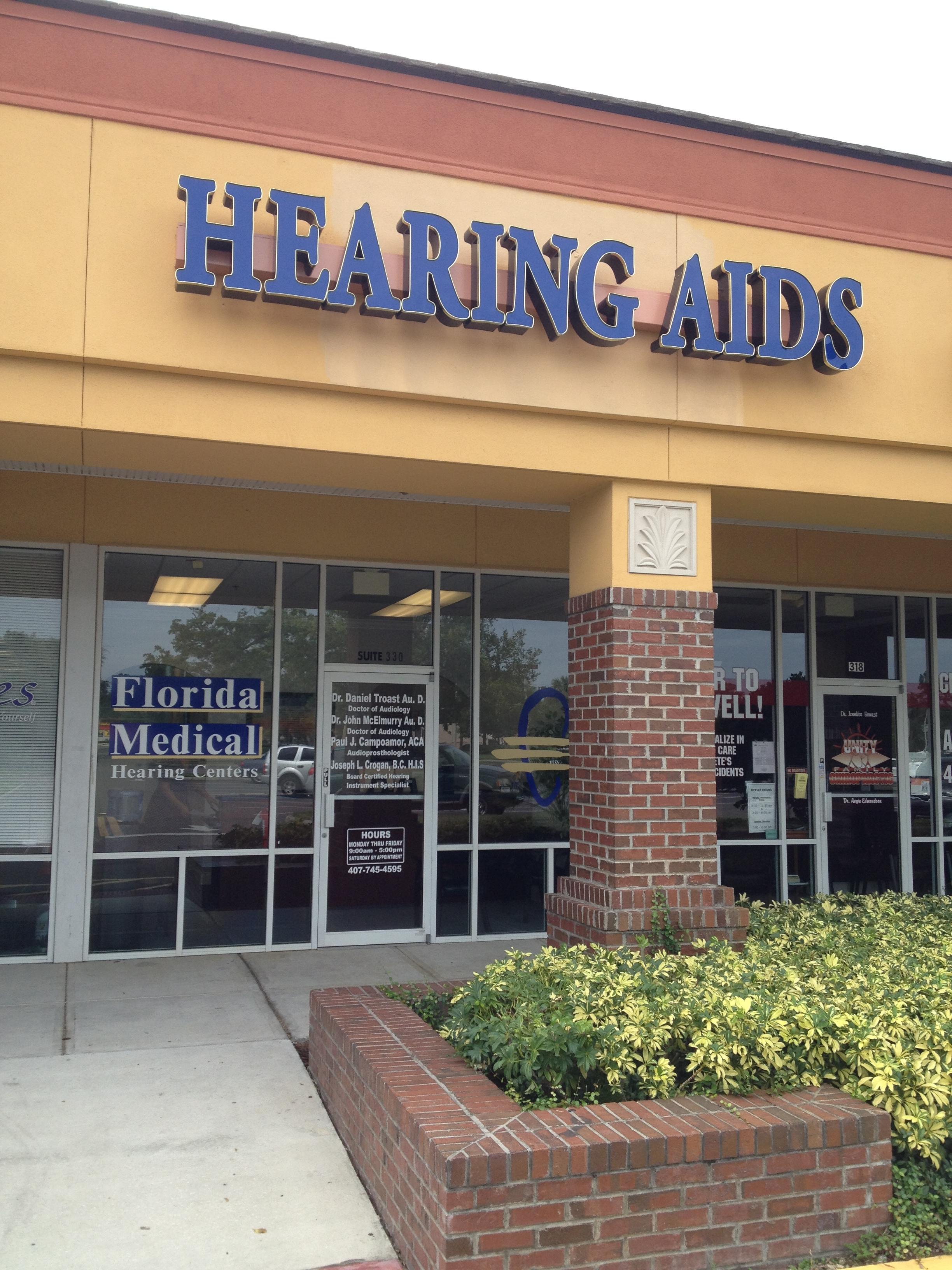 Florida Medical Hearing Centers Winter Garden Florida Fl