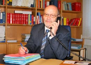 Rechtsanwalt Dr. Ferdinand Rankl