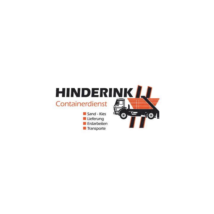 Bild zu Hinderink GmbH Sand und Kies Containerdienst in Uelsen