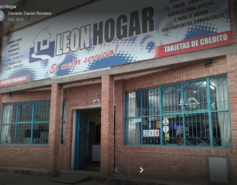 León Hogar y Cl Polirrubro