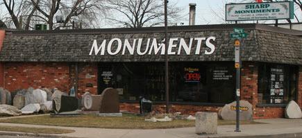 Sharp Monuments