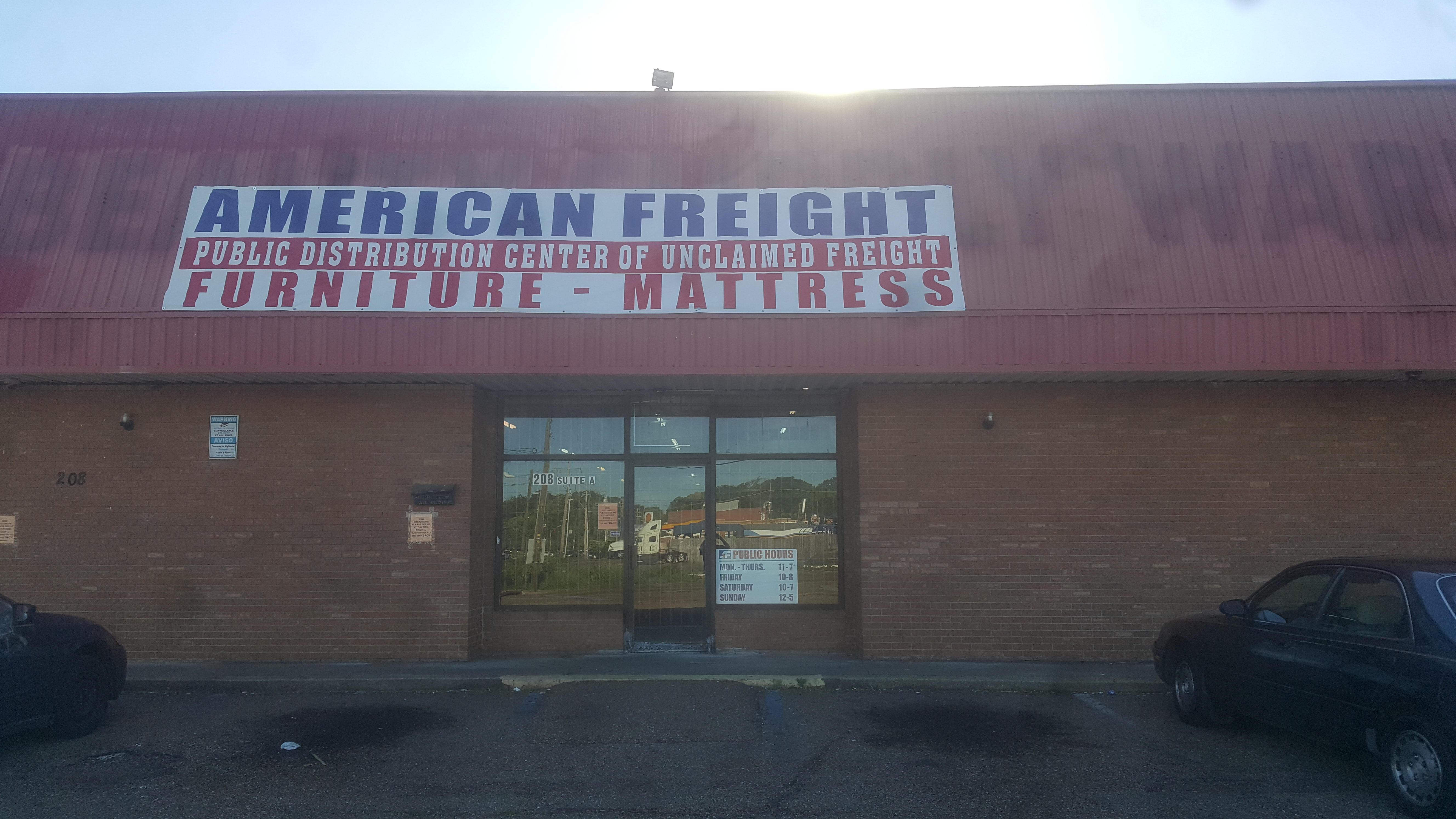 american freight furniture and mattress u2039 u203a