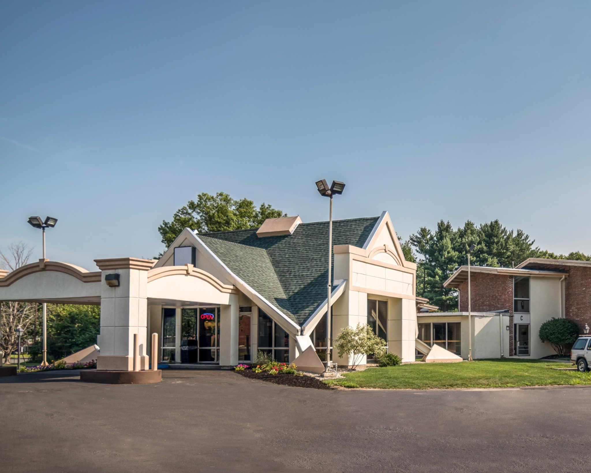 Greenfield Ma Hotels Motels