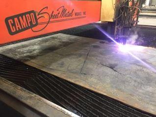Images Campo Sheet Metal Works Inc