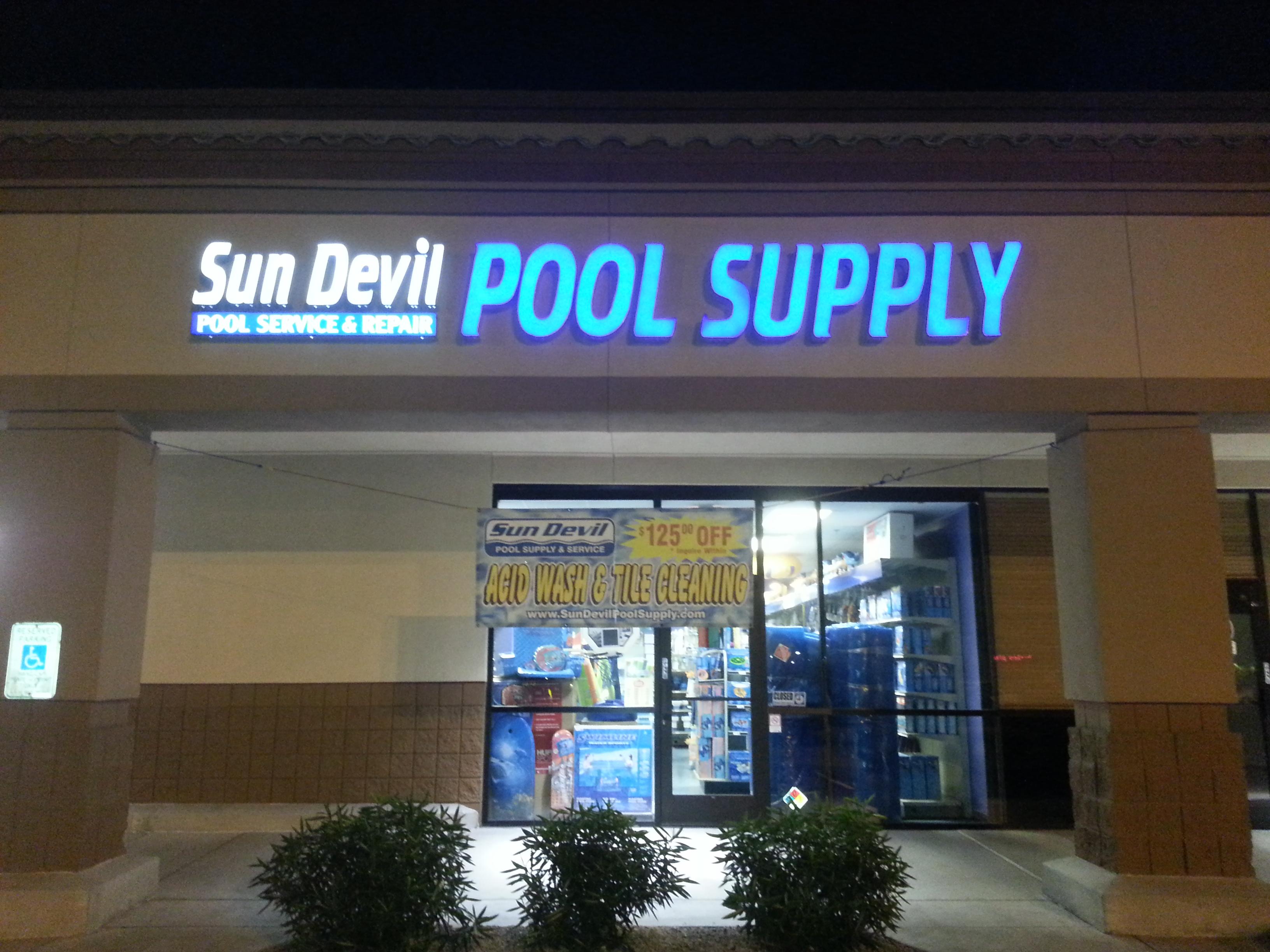 Sun Devil Pool Supply & Repair
