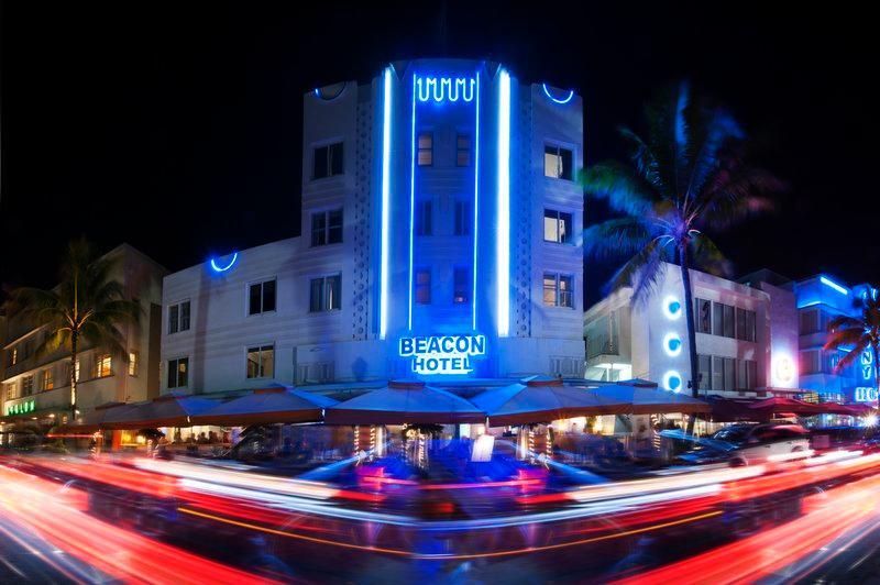 Hotels Near Ecm