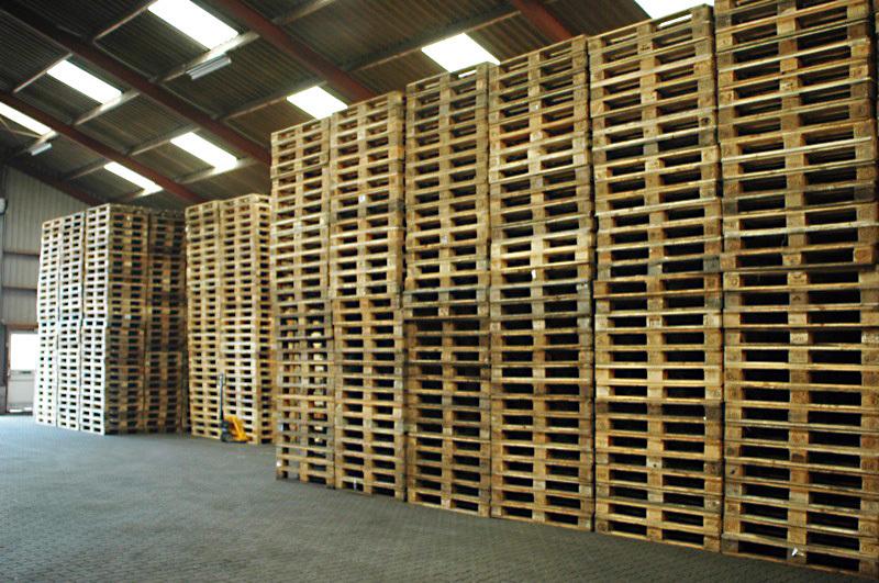 Pallethandel Uiterwijk Winkel BV