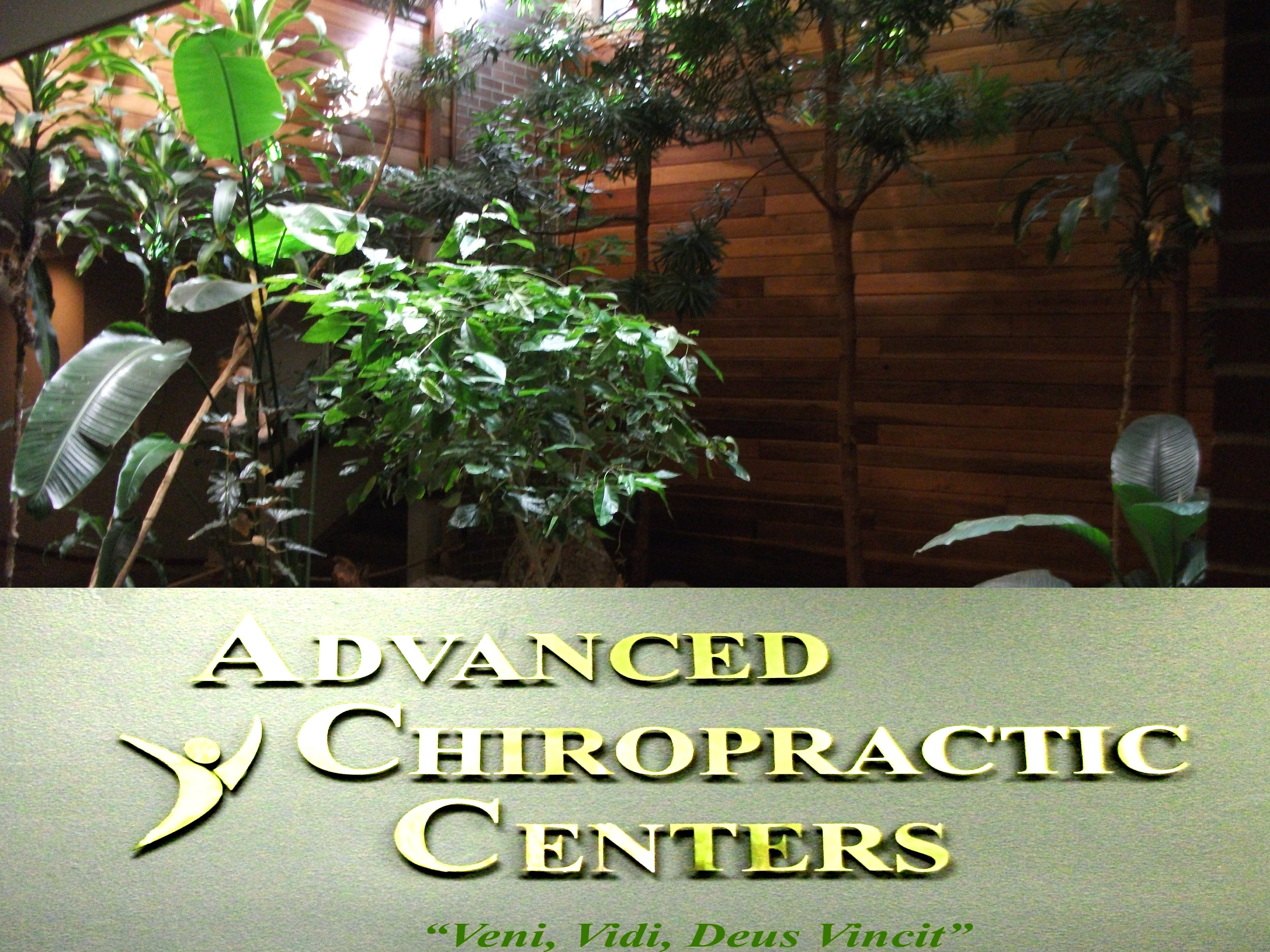 ADVANCED CHIROPRACTIC CENTERS