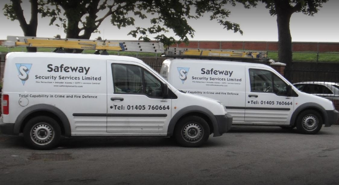 Safeway Security Services Ltd
