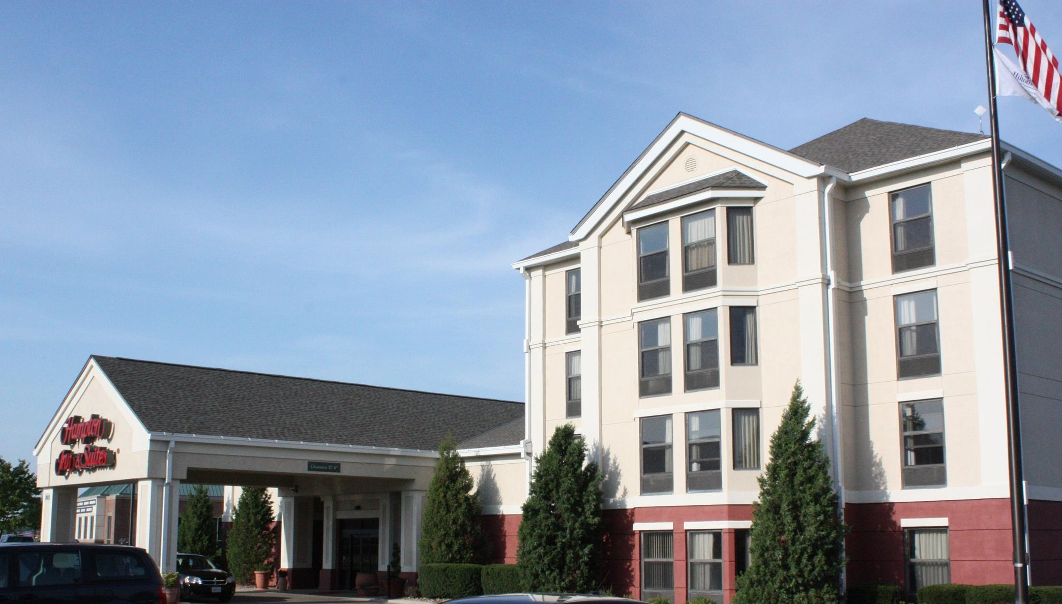 Hampton Inn  U0026 Suites Kansas City-merriam  Merriam Kansas  Ks