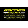 Barnes Body Shop - Thompsontown, PA - General Auto Repair & Service