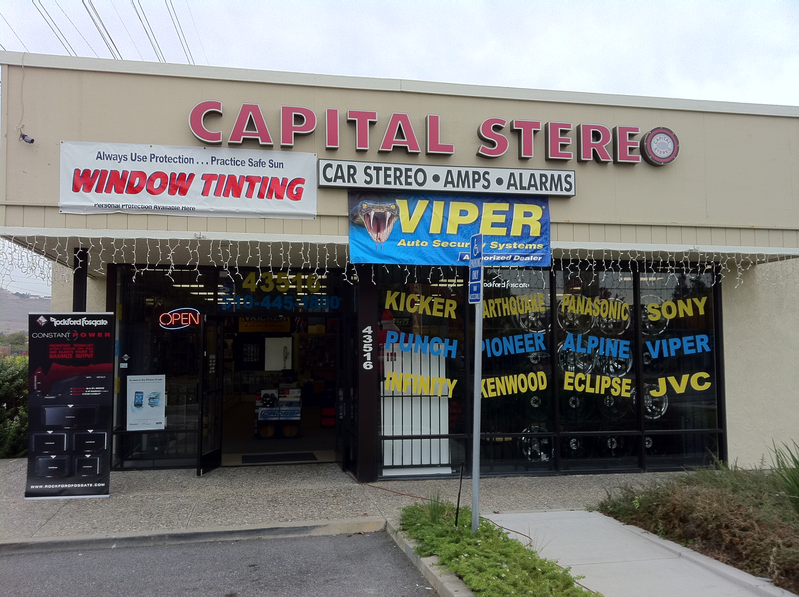 Capital Stereo Coupons Near Me In Fremont 8coupons