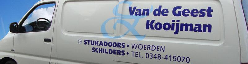Stukadoors- en Sierpleisterbdr Van de Geest & Kooijman