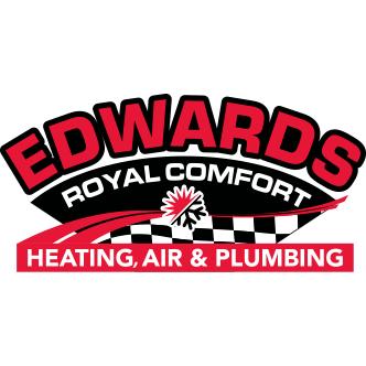 Edwards Royal Comfort Heating, Air & Plumbing - Crawfordsville Logo