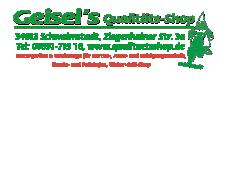 Geisel's Qualitäts-Shop