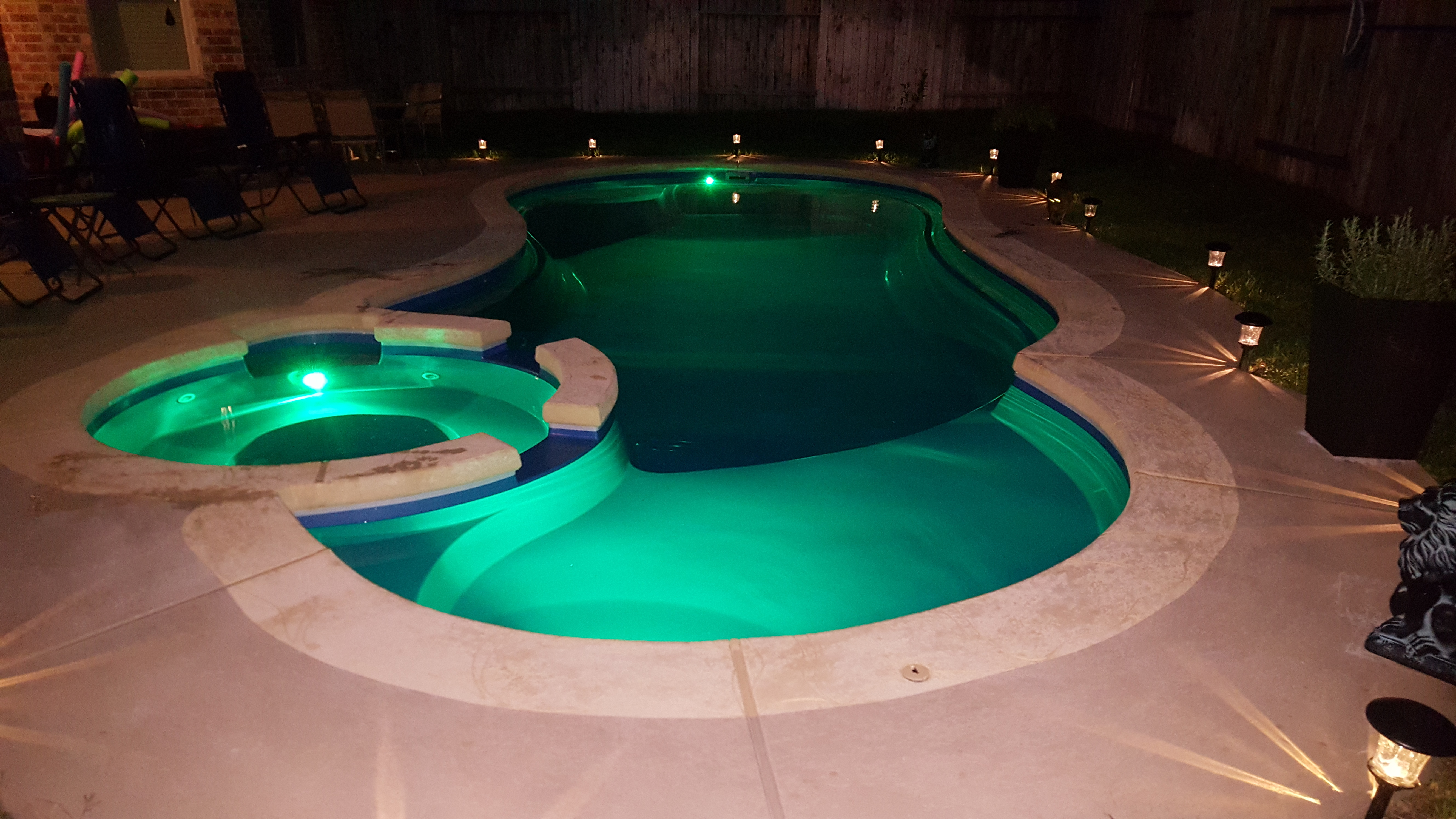 Leisure Pools Houston In Spring Tx 77389