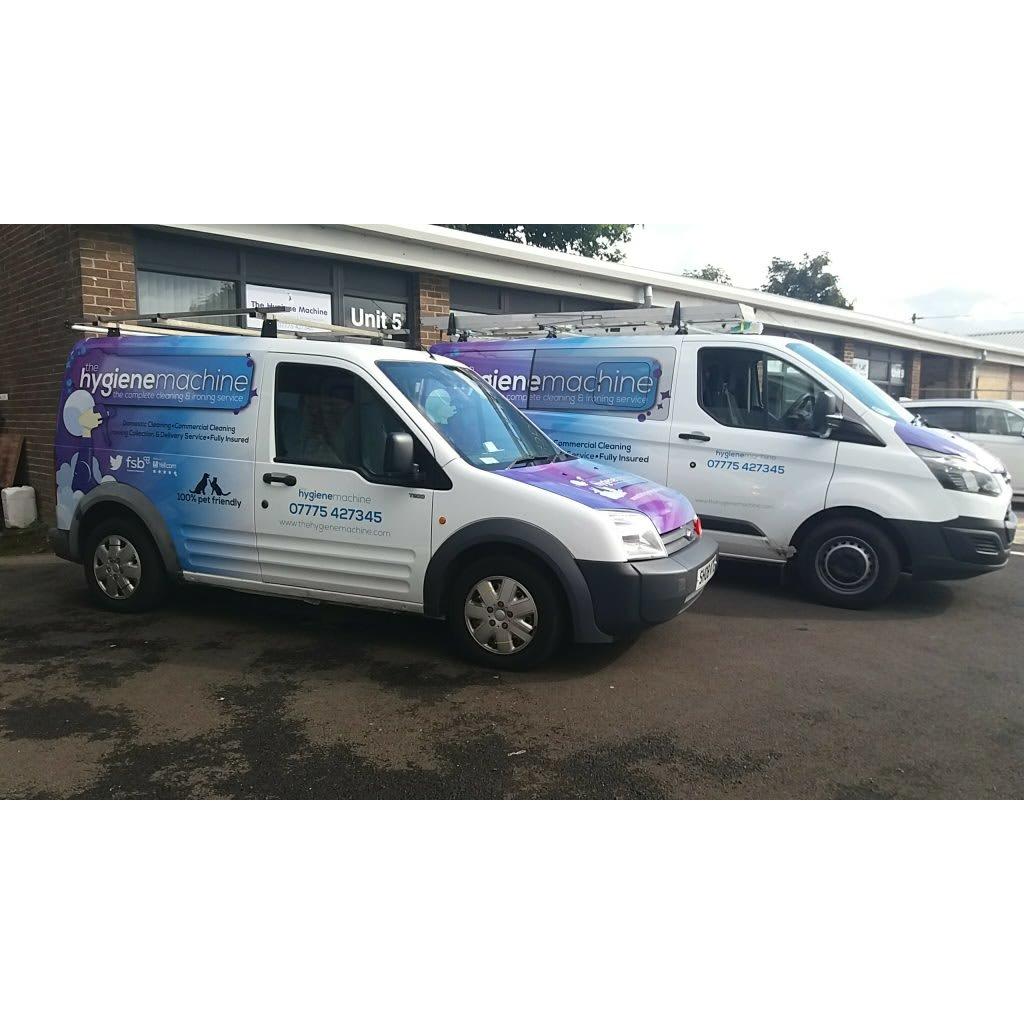 The Hygiene Machine - Hexham, Northumberland NE46 3HY - 07775 427345 | ShowMeLocal.com