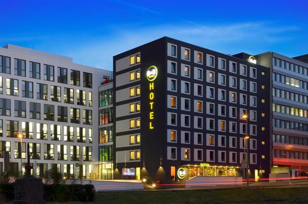 B&B Hotel Düsseldorf-City