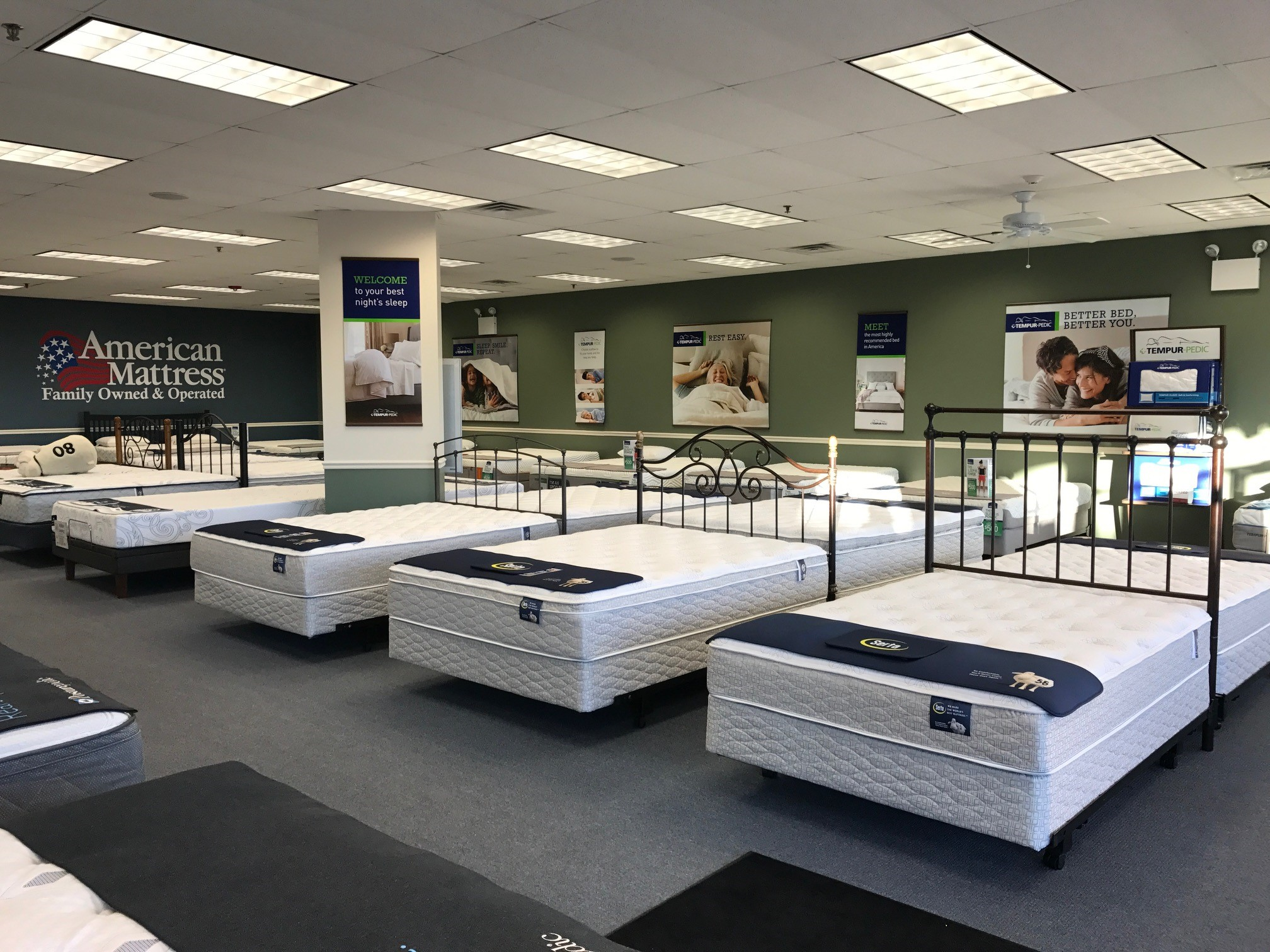 Coupon american mattress